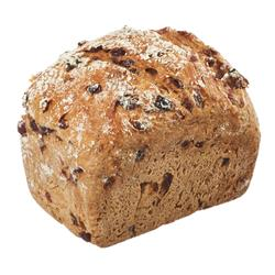 Speltbrood rozijnen 400gr